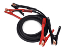 Booster Cables and Clamps