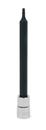 "TORX® / Tamper Resistant, Long, Chrome (Blue-Point®) (1/4"")"