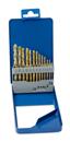 Jobber Length – HSS Titanium Coated – 135° Point (Blue-Point®)