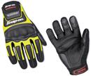 Hi-Visibility Carbon Knuckle SuperCuff® Gloves