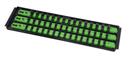 Twist Lock Socket Rail Trays