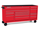 "KCP2423 Classic Series 73"" Roll Cab with Power Drawer"
