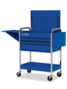 KRBC7TD Series Roll Carts (Blue-Point®)