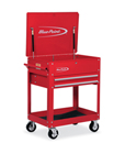 KRBCFLT Series Roll Carts (Blue-Point®)