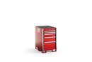 "KSNB051AA Series 5-Drawer Narrow Bench Stationary Storage (22-1/2"")"