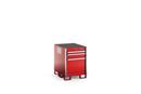 "KSND032AA Series 3-Drawer Narrow Desk Stationary Storage (22-1/2"")"