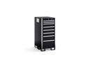 "KSNS081AA Series 8-Drawer Narrow Standing Counter Stationary Storage (22-1/2"")"