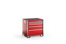 "KSPB051AA Series 5-Drawer Standard Plus Bench Stationary Storage (35-5/8"")"