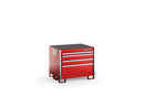 Desk Height Stationary Storage