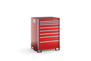"KSPS081AA Series 8-Drawer Standard Plus Standing Counter Stationary Storage (35-5/8"")"