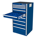 Eye Level Height Stationary Storage