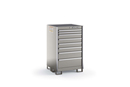 "KSSS081AA Series Standing Counter Height Standard Width Stationary Storage (30"")"