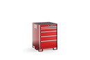 Bench Height Stationary Storage