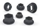 Non-marring Metric Socket Inserts
