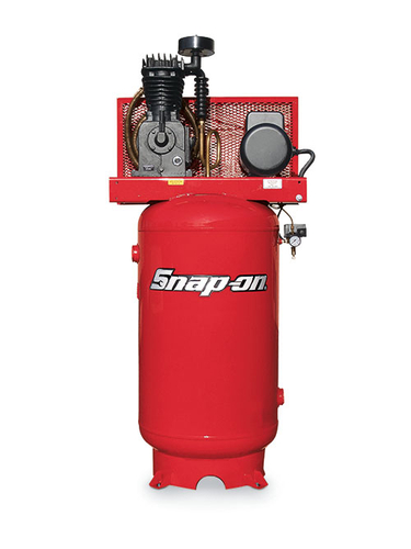 80 Gallon 7 Hp 175 Max Psi 3 Phase Vertical Air Compressor