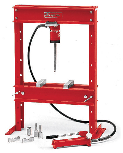 Press Bench Hydraulic 10 Ton 1 Stage Pump