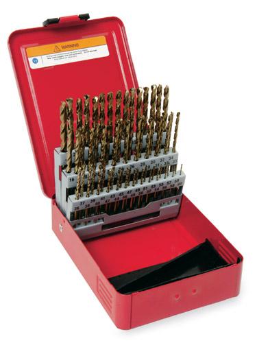 Set drill bit cobalt 60 bits greentooth Gallery