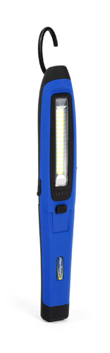 Rechargeable Articulating Stick Light Blue Point 174