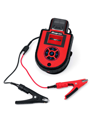 Snap On Multimeter : Battery system testers