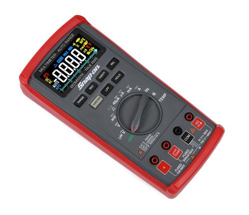 Auto-Range DMM w/Color Display- Back Lit Digital Multimeter