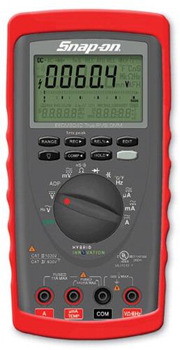 Snap On Multimeter : Digital multimeters