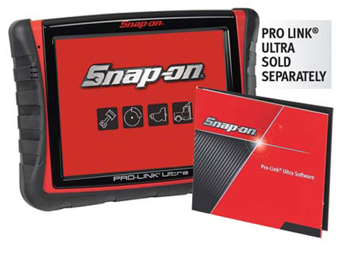 Pro-Link® Ultra Diagnostic System Software – PACCAR® Engines v 1 0