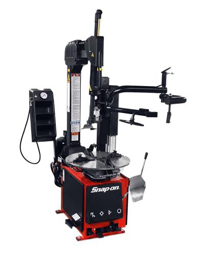 Tire Mounting Machine Video