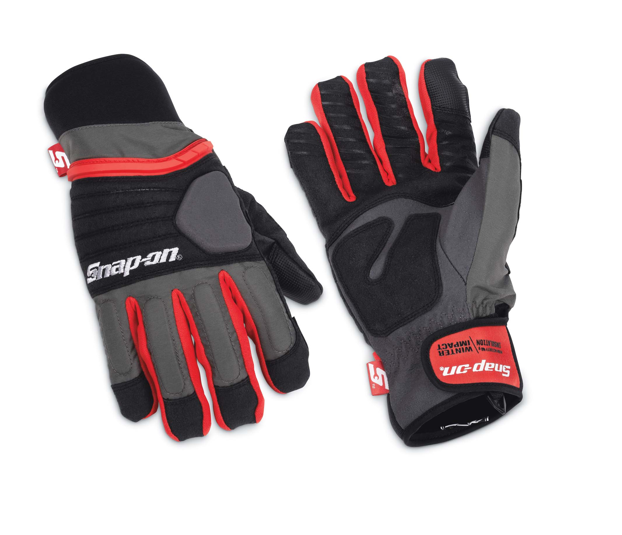 Driving gloves canadian tire - Cold Weather Winter Impact Gloves Large Glove307l