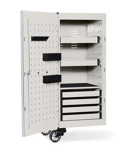 EPIQ Series Left Side Locker Cabinet