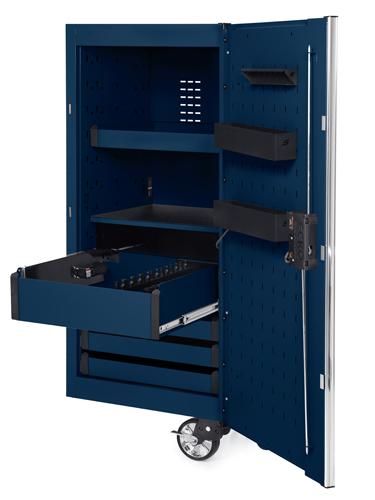 EPIQ Remote Lock Right Side Power Locker Cabinet, KELR301ARPDG