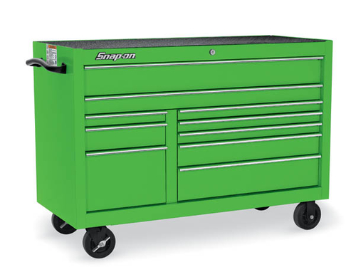 55 Quot 10 Drawer Double Bank Classic Series Roll Cab