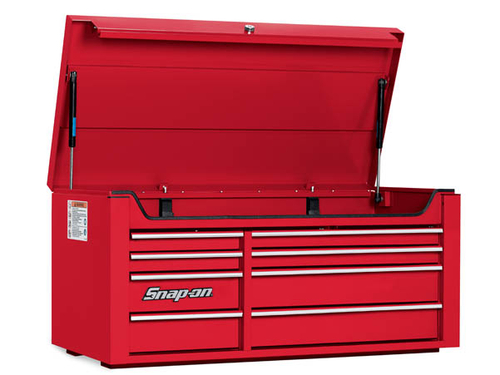 Mechanics 8 Drawer Tool Box Chest Roller Cabinet: Top Chest, 8 Drawers