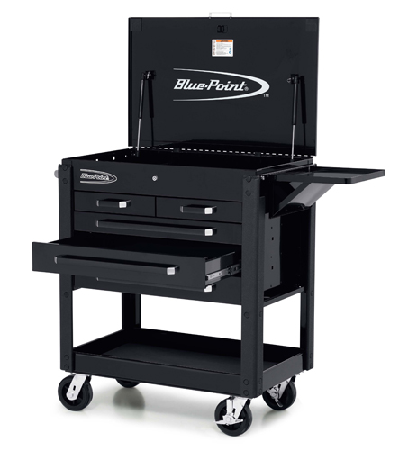 Blue Point Tool Cart >> Roll Carts Blue Point