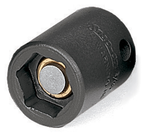 3 8 Drive 6 Point SAE 9 16 Shallow Magnetic Power Socket
