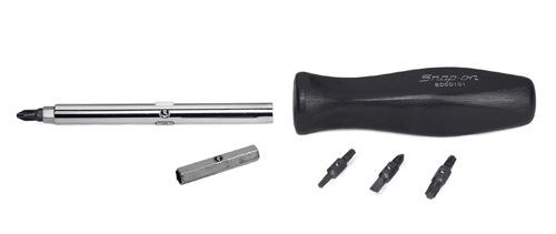 4a4fd74cce7a6e 7 pc Reversible Blade Screwdriver Set ...