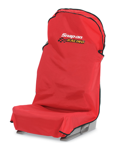 Cover Seat Snap On RacingR Red SEATCOVERRED