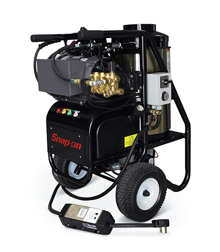 Oil Fired Hot Water Pressure Washers
